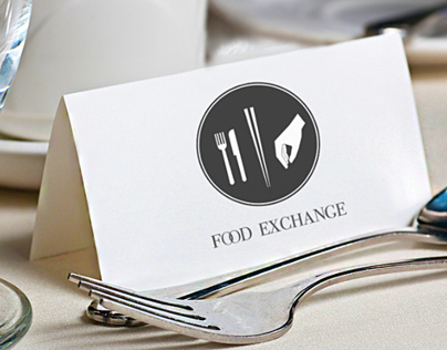 Food Exchange : Visual Identity