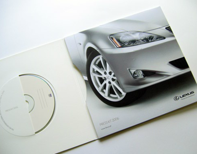 press kit // lexus