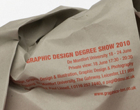 DMU Degree Show