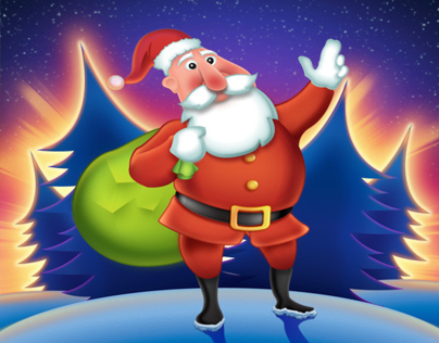 Versaly Entertainment - Animated Christmas Walpapers