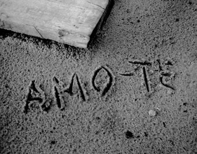 AMO-TE - I LOVE YOU