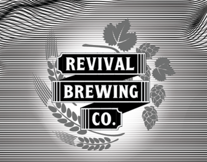 Revival Brewing Companys Concept Ads