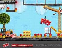 Kelloggs Corn Pops web site