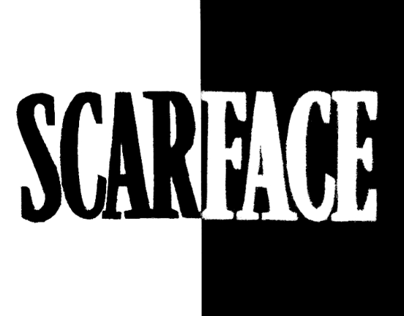 Art With Salt - Scarface