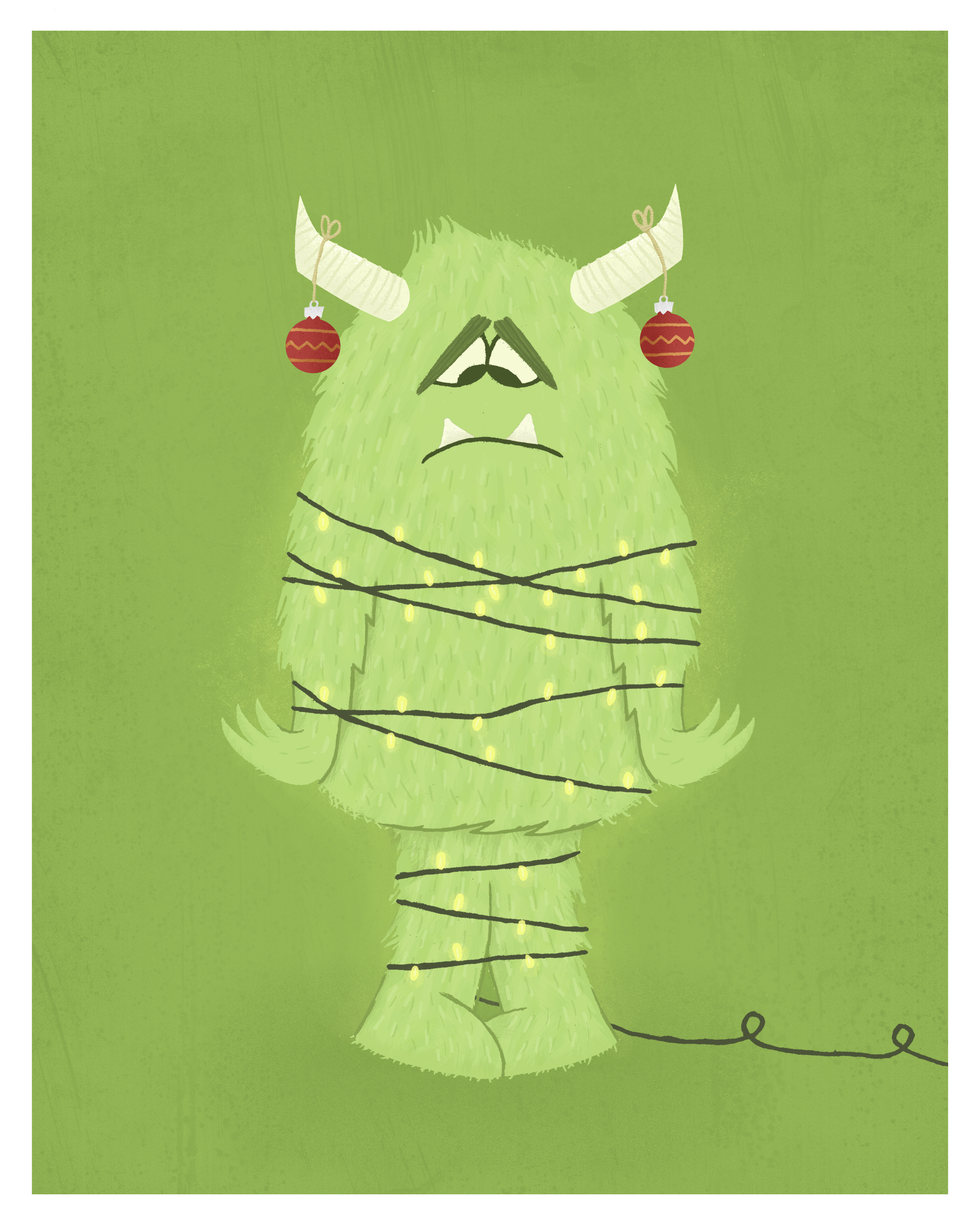 Holiday Monster