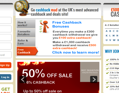 Cashback Mad UK
