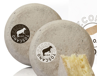 Pecorino Cheese | Brand Identity and Logo