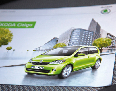Citigo catalogue Skoda
