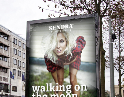 Campaign for Sendra Boots