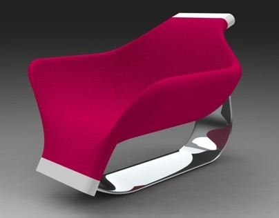 Design: The Rock While You Wait Chair