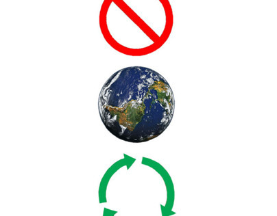 Say No, Save Earth