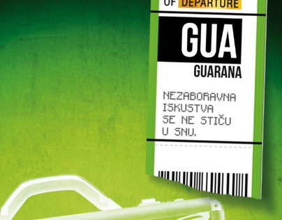Guarana Travel Ad