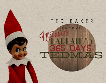 TEDMAS: Ted Baker D&AD Brief