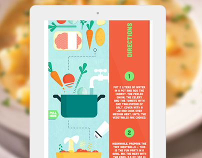Timbuktu App - Recipes for Kids