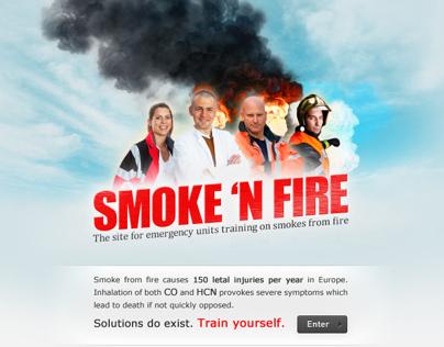 SMOKE N FIRE