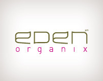 Eden Organix Branding