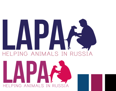 LAPA Development Logo One
