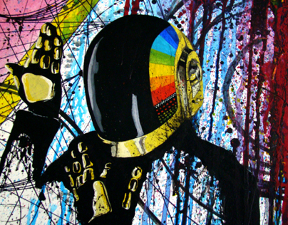 Parsec Project (DAFT PUNK)