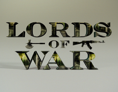 Nat Geo - Lords of War