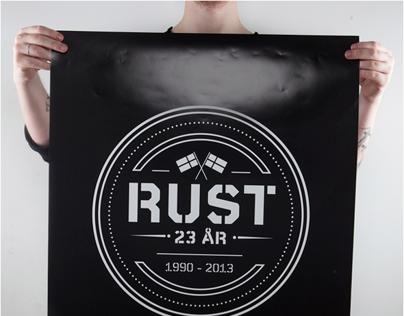 Birthday posters, Rust Copenhagen