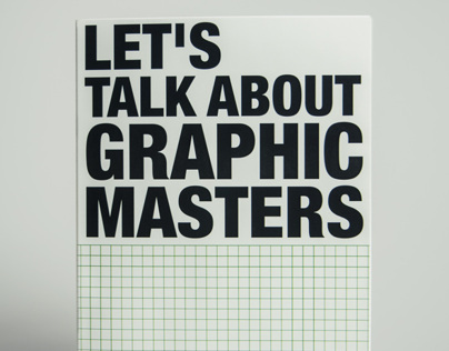 Lets Talk About Graphic Masters