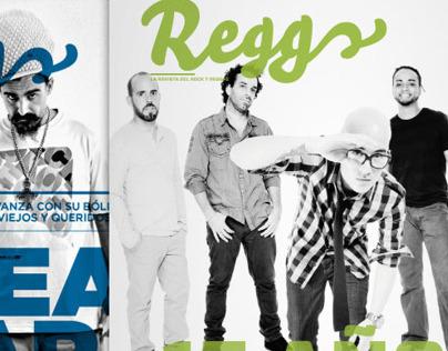 Revista  Reggs