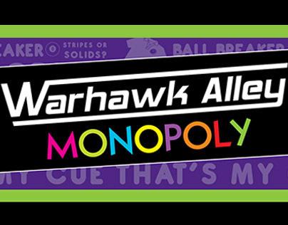 Warhawk Alley Monopoly