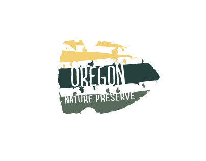 Oregon Nature Preserve Logo