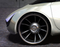 Vertical Concept car