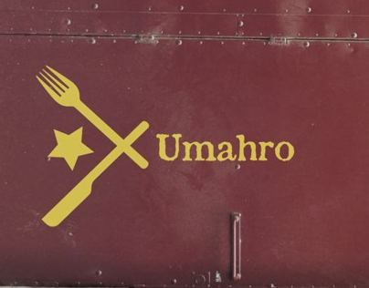 Branding for Umahro /food & health revolution