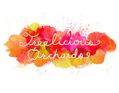 Treelicious Orchards Rebrand