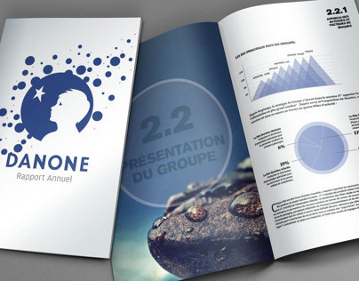 Annual report - Danone