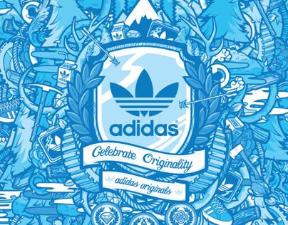 JthreeConcepts x Adidas Originals (DH Editions)