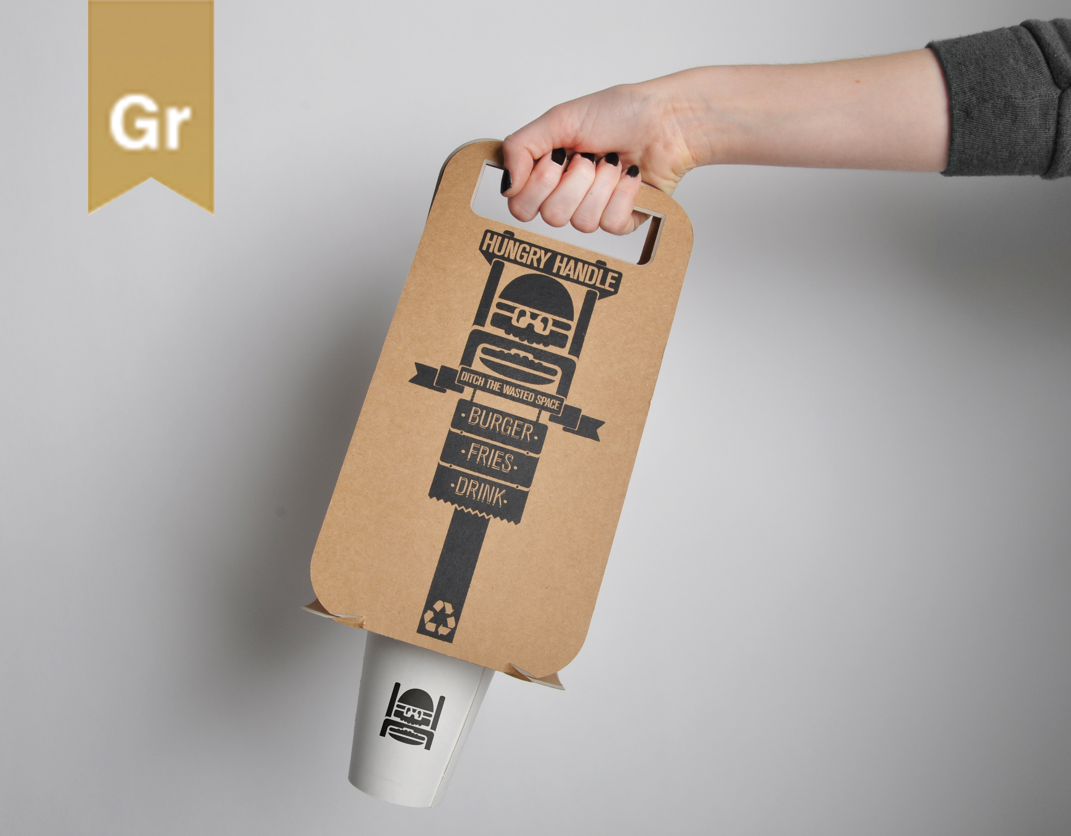 Hungry Handle Brand Identity // Package Design