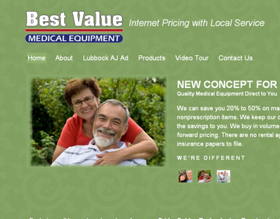 Best Value Medical Equipment Website (2011)