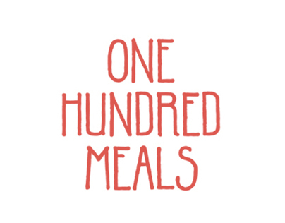 One Hundred Meals