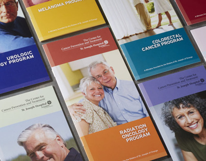 Cancer Center Brochures
