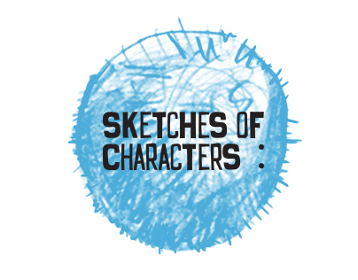Scetches of characters