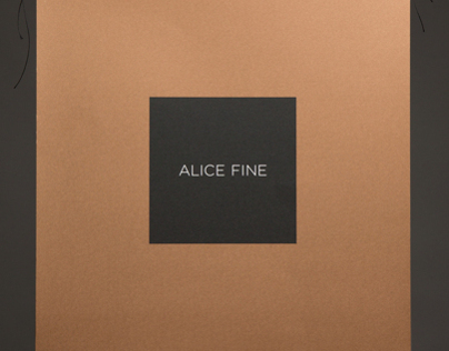 Alice Fine AW2013 Lookbook