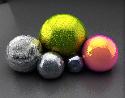 Free Cinema 4D Material Pack