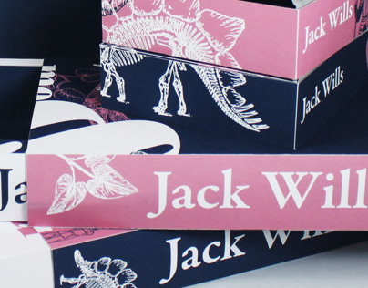 Jack Wills Concept Packaging