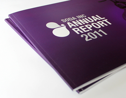 SODA INC Annual Report