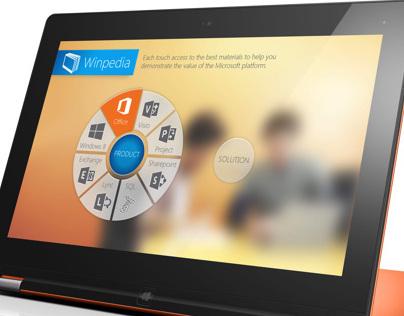 Windows 8 User Interface Design Concepts