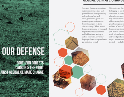 Sustaining Our Defenses - Magazine Spread
