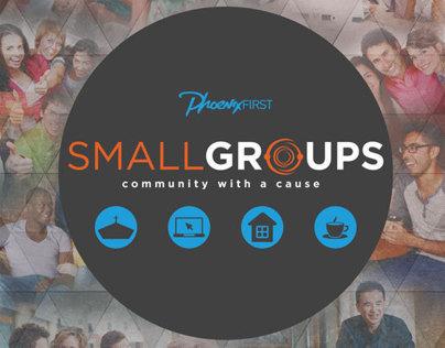 Small Groups Branding