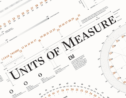 Units of Measure Calendar