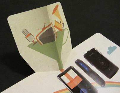 Creative Zen V | Brochure
