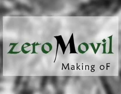 Zero Móvil | Making Of