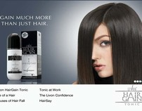 Livion Hair Gain Tonic