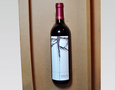miluno wine Packaging